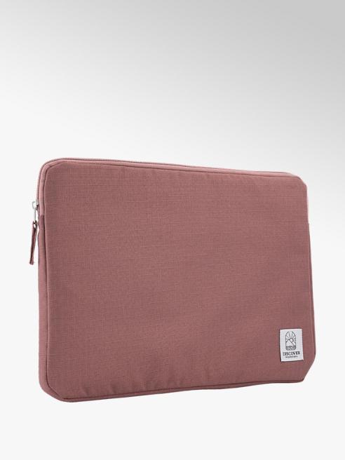 Discover Roze laptoptas 13 inch