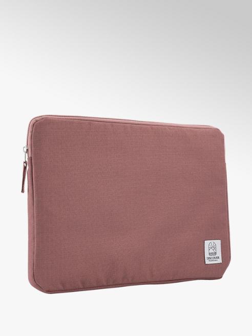 Discover Roze laptoptas 15 inch