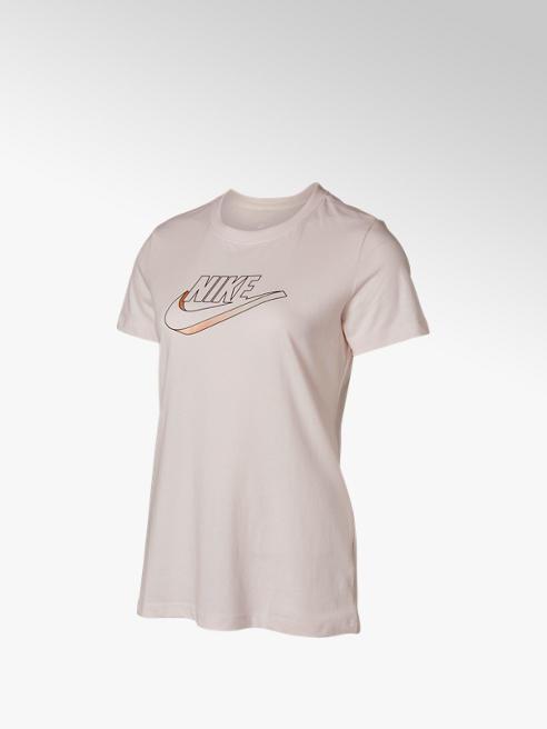 Nike Roze Nsw Tee Futura - Dames