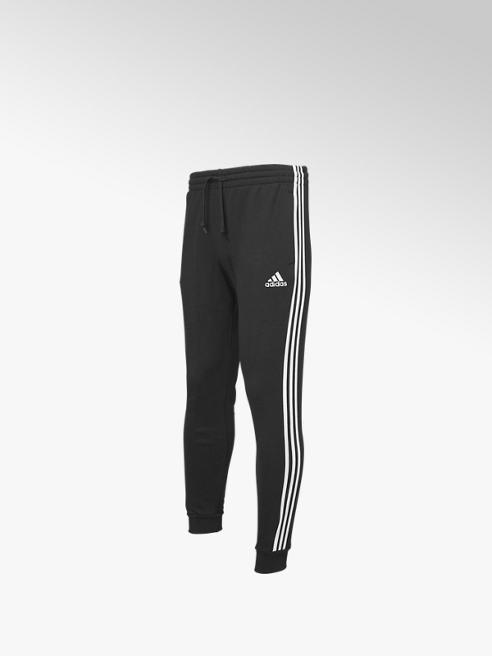 adidas Zwarte 3S FL F Pants - Heren