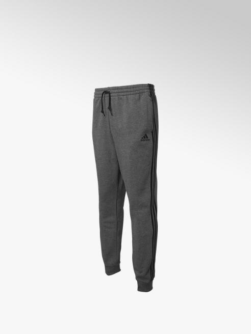 adidas Grijze 3S FL TC Pants- Heren