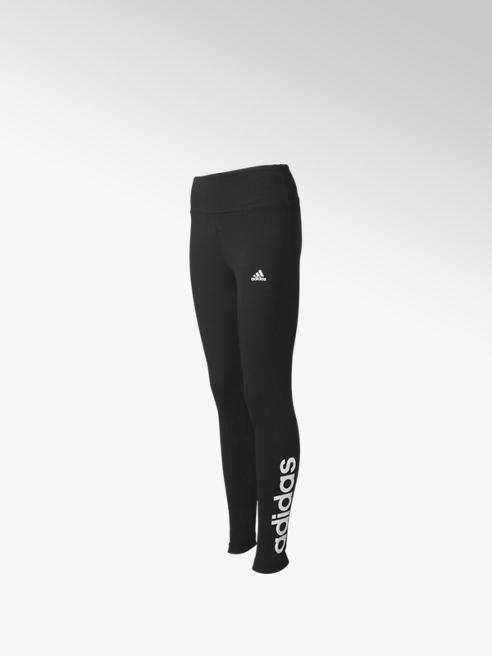 adidas Zwarte LIN Legging - Dames