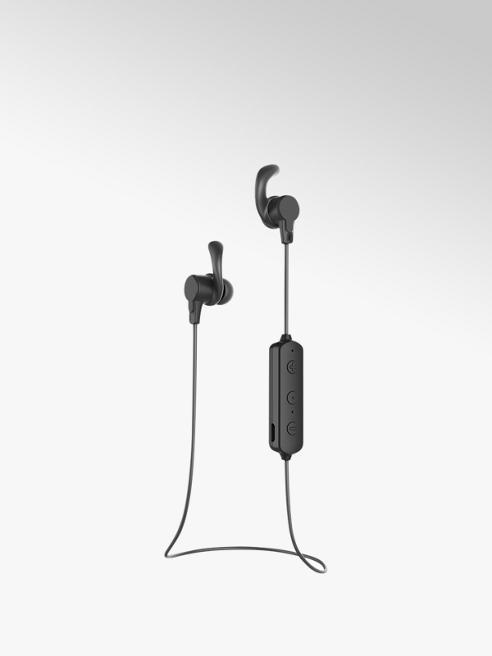 Fit Essentials Zwarte Sport Earphone Bluetooth