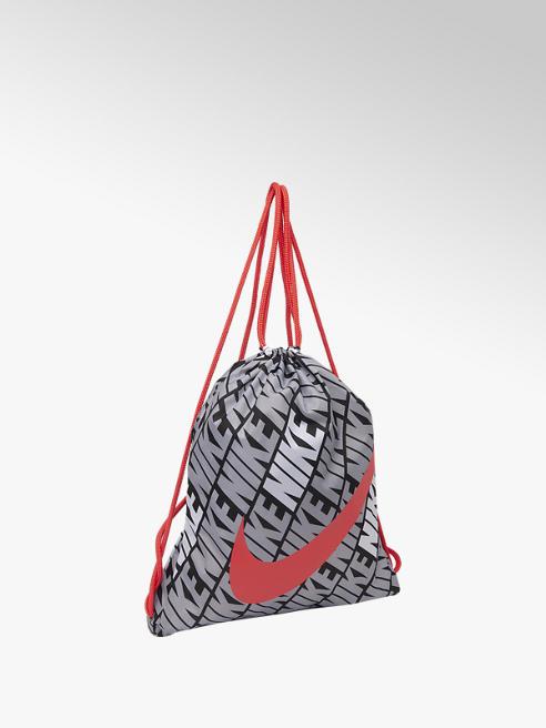 NIKE Nike Graphic Black/ Red Backpack