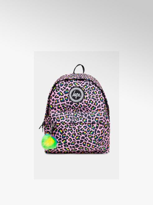 Hype HYPE Rainbow Leopard Backpack