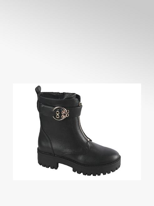 Graceland Boots nero