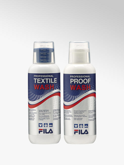 Fila Duo Pack Textil Wash + Proof