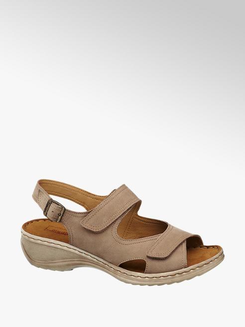 Medicus Komfortní kožené sandály