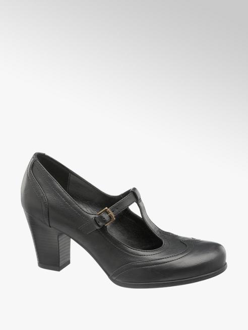 Graceland Zapato salón con tira en T