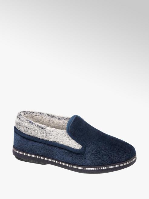 Casa mia Blauwe pantoffel sierrand