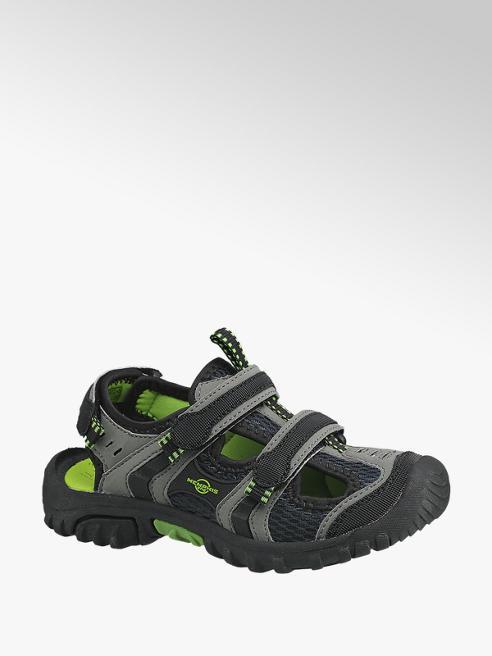 AGAXY Sandália com velcro