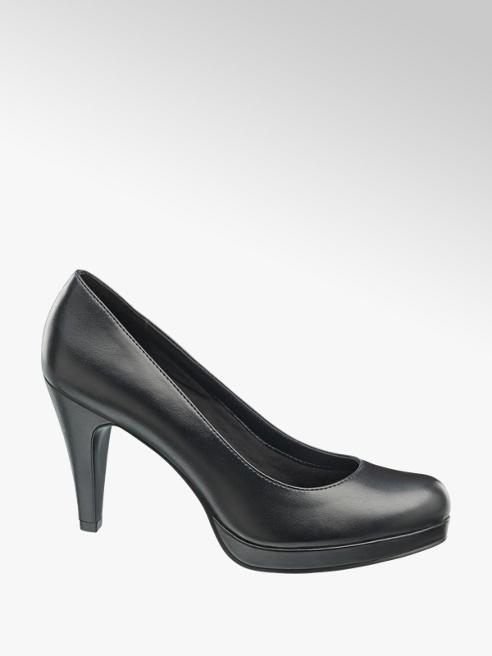 Graceland Елегантни дамски обувки с ток и платформа