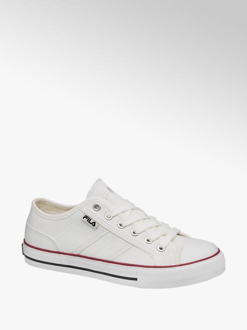 Fila Witte canvas sneaker