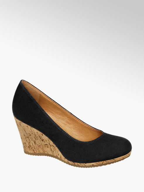 Graceland Zapato cuña corcho