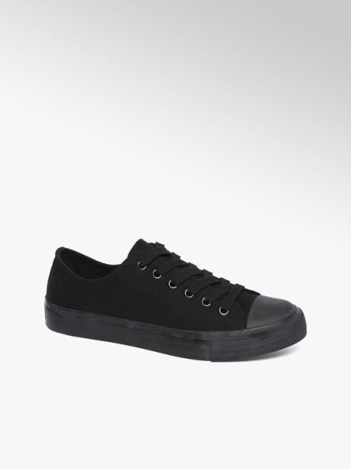 Vty Zwarte sneaker canvas
