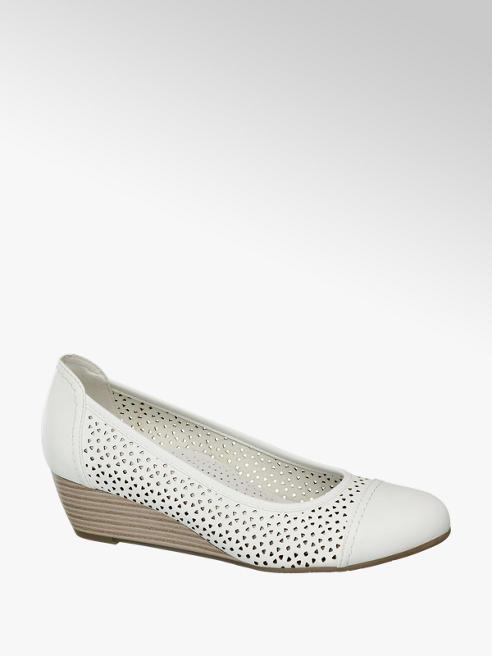 Easy Street Дамски обувки с нисък клиновиден ток