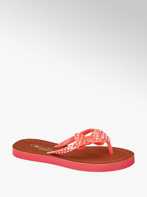 Cupcake Couture Chinelo flip flop