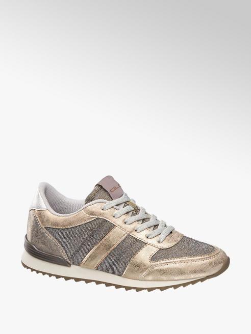 Graceland Sneaker in oro