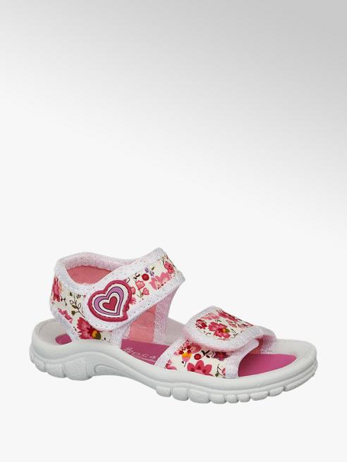 Cupcake Couture Детски сандали за момичета с велкро