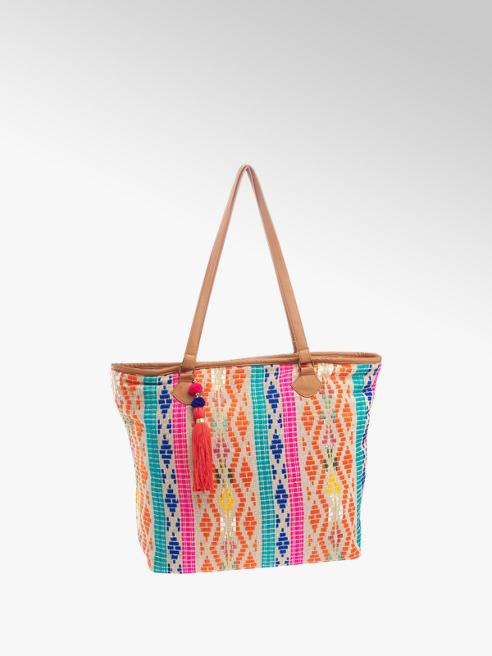 Graceland Shopper aztecprint
