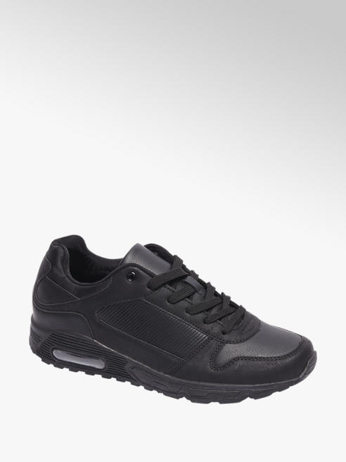 Venice Zwarte sneakers