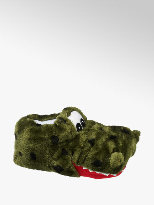 AGAXY Pantufa Crocodilo