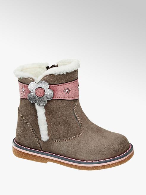 Bärenschuhe Foret Læderstøvle