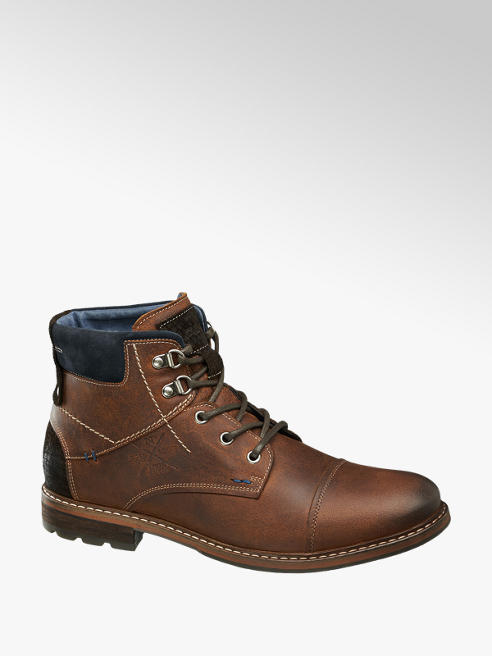 AM SHOE Kotníková obuv