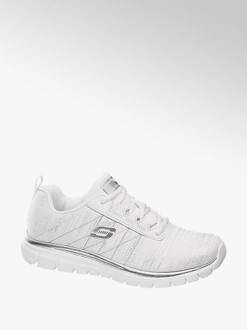 Skechers Witte lightweight sneaker