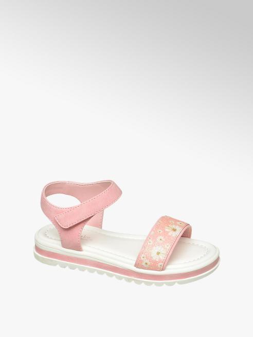 Cupcake Couture Детски розови сандали Cupcake Couture