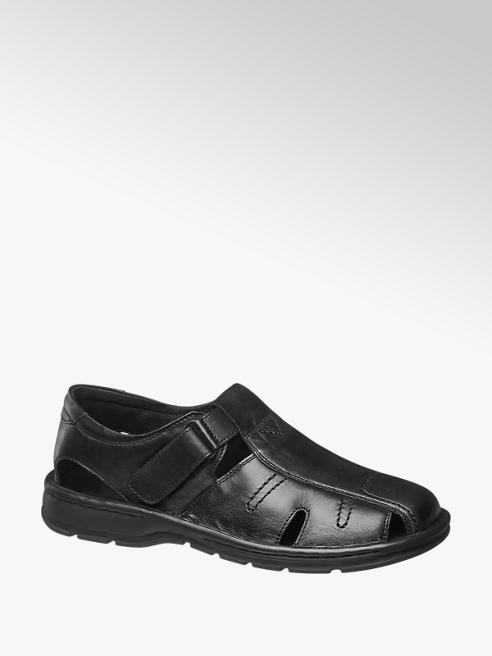 Claudio Conti Мъжки кожени летни обувки