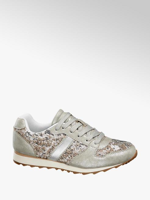 Graceland Sneaker con lentejuelas