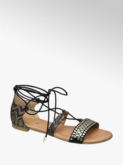 Catwalk Sandalia lace up