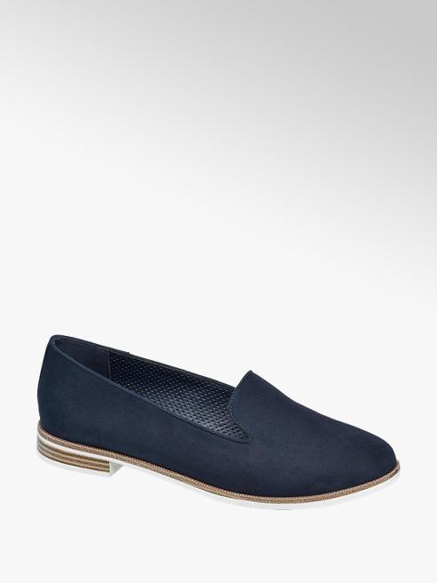 Graceland Blauwe loafer