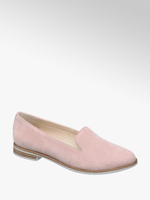 Graceland Roze loafer