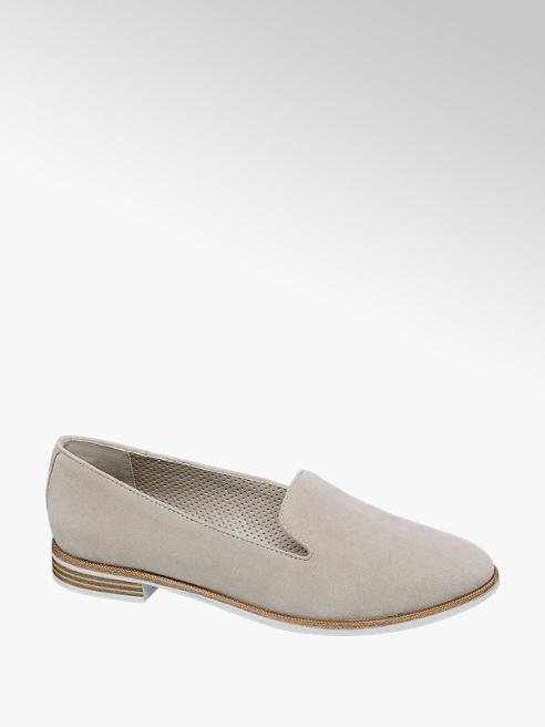 Graceland Grijze loafer