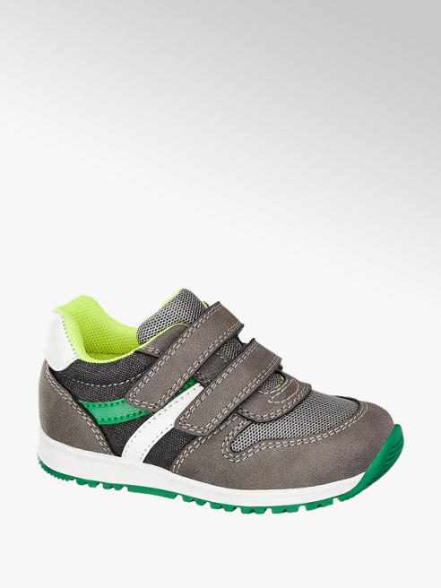 Bobbi-Shoes Sapatilha com velcro