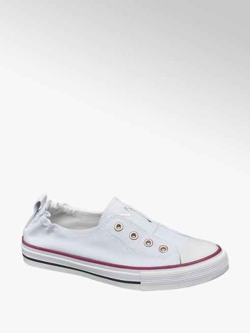 Vty Witte instap sneaker