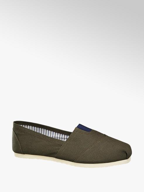 Vty Keten Bağcıksız Ayakkabı