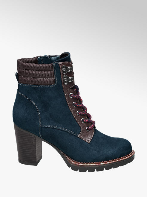 Star Collection Blauwe veterboot