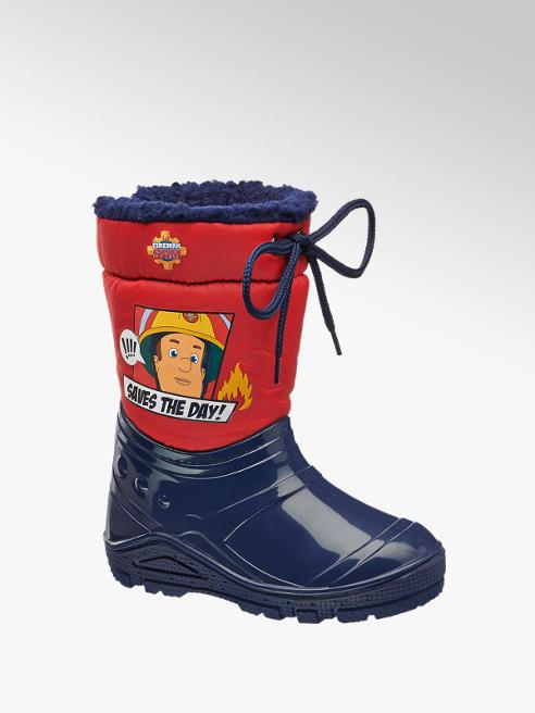 Gasilec Samo Podloženi dežni škornji