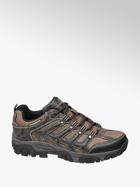 Highland Creek Kahverengi Siyah Trekking Sneaker