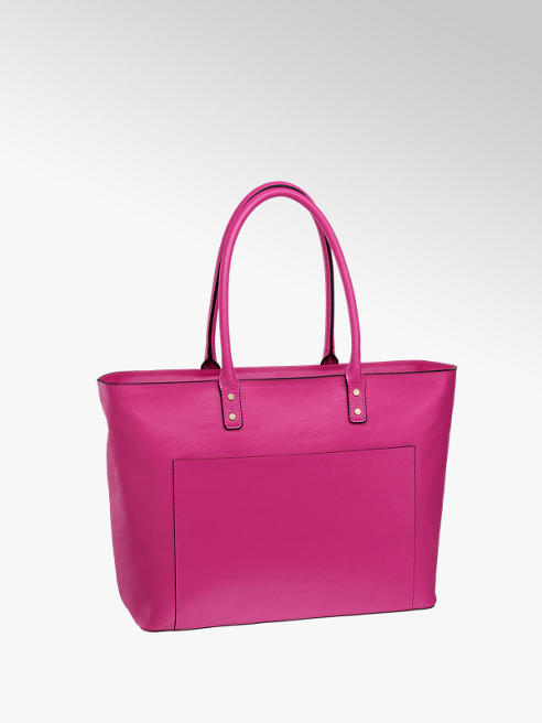Graceland Roze shopper