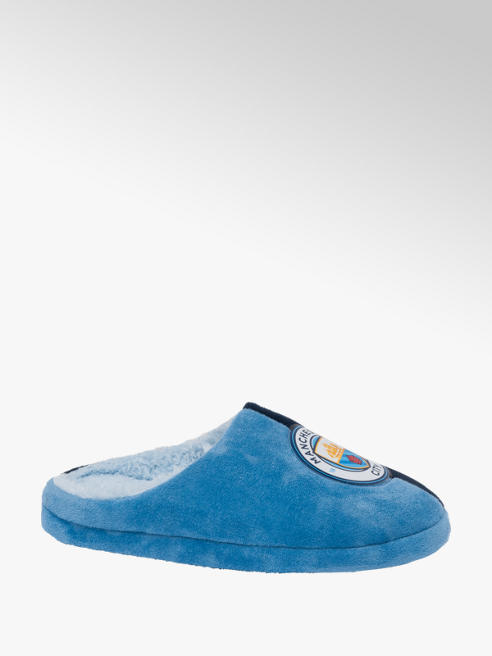 Mens Manchester City Slippers