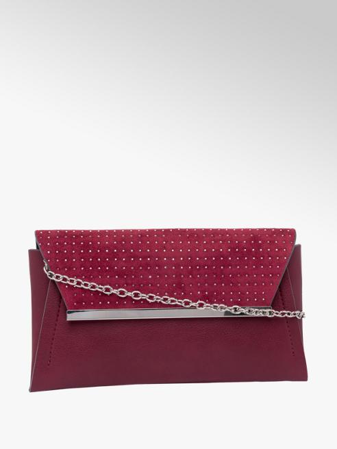 Graceland Glitter Clutch Bag