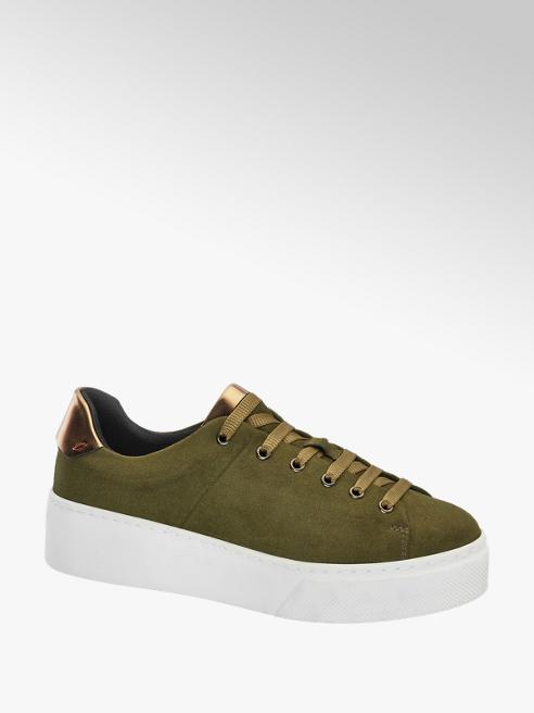 Graceland Dolgu Topuk Sneaker