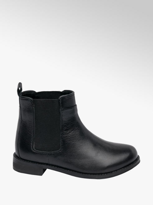 Graceland Junior Girl Leather Chelsea Boots
