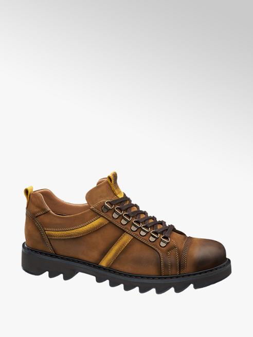 Highland Creek Deri Casual Sneaker