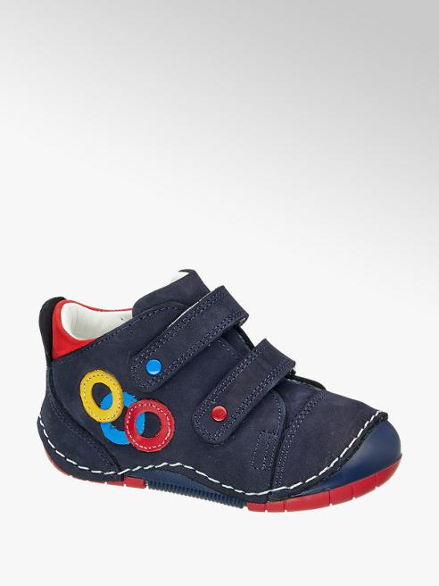Bärenschuhe Deri İlk Adım Ayakkabısı