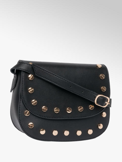 Graceland Studded Satchel Bag